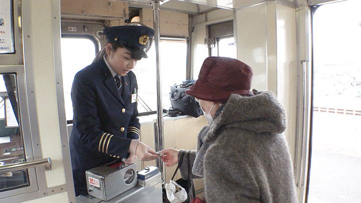 三陸鉄道運転士・宇都宮聖花さんの場合