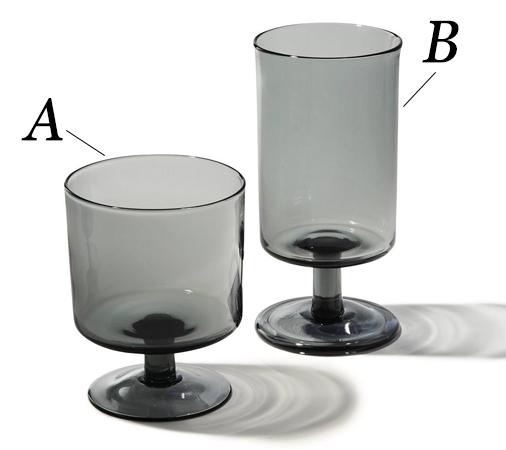 【千鳥】ワイングラス&アイスコーヒーグラス