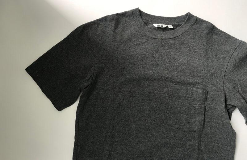 【UNIQLO U|ユニクロ ユー】オーバーサイズクルーネックTシャツ