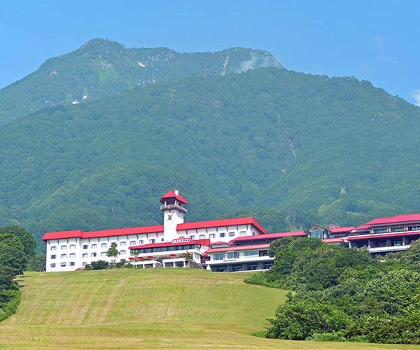 妙高高原・赤倉観光ホテル