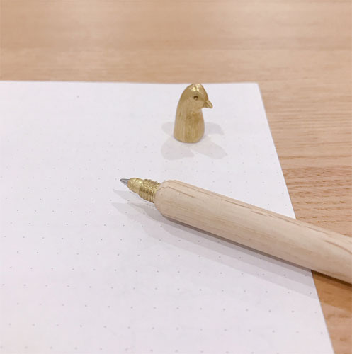 「eläin」のボールペン
