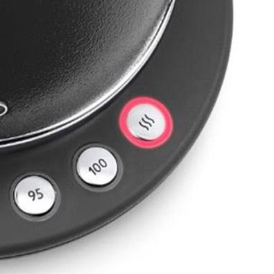 デロンギ アイコナ 温度設定機能付き電気カフェケトル 20分間の保温機能つき