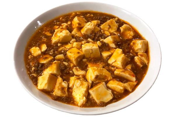 大豆ミートでつくる大満足な250kcalの「麻婆豆腐」