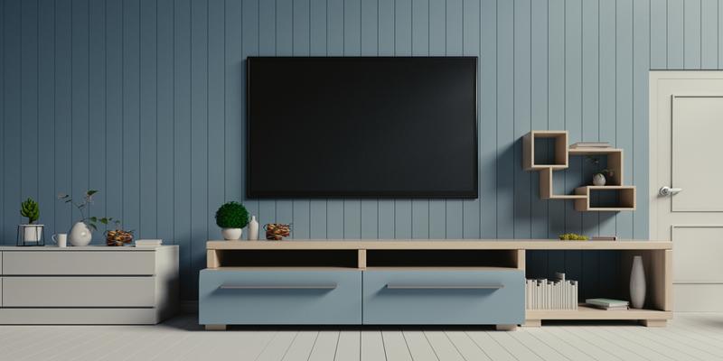 テレビの配置