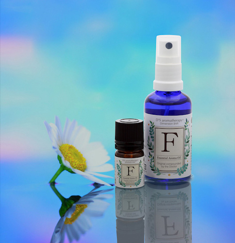 "D'S aromatherapy【D'S aromatherapy ""F""】"