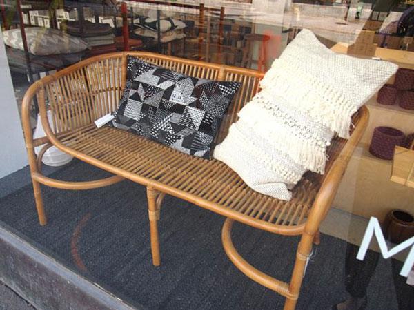 ラタン(籐)素材の家具