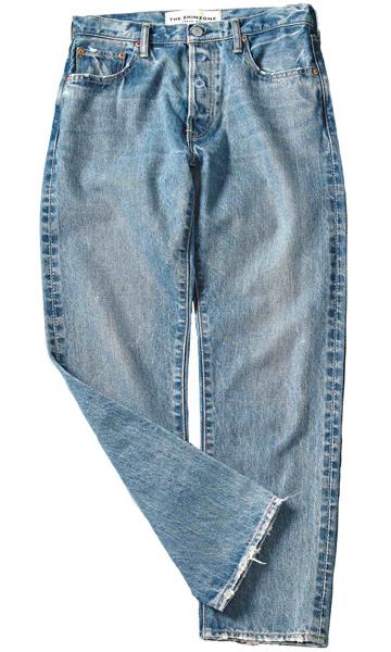 【3】【THE SHINZONE】General jeans Blue