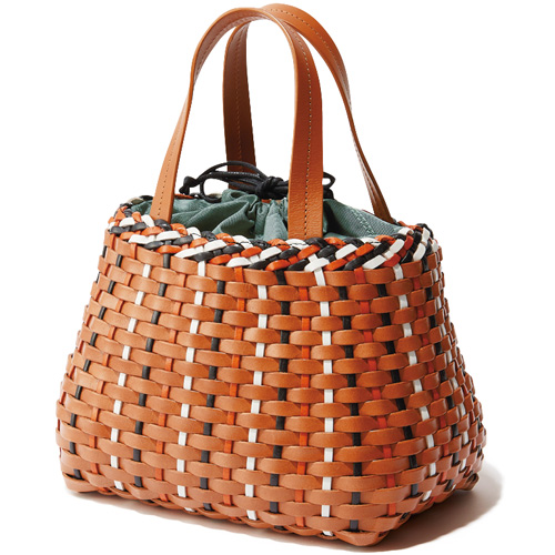 【ROBERTO PANCANI|ロベルト パンカーニ】のメッシュ編みバッグ