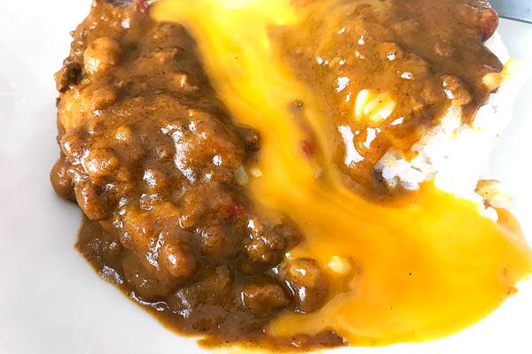 ダイズラボ 大豆のお肉のキーマカレー 中辛 卵