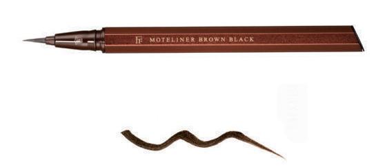 モテライナー×ブラウンブラック