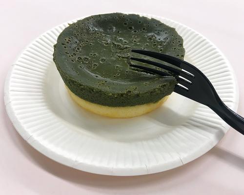 宇治抹茶ケーキ