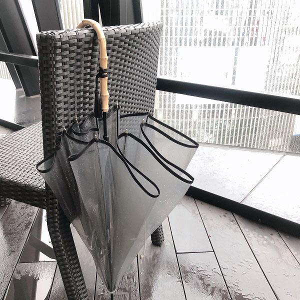 【ロペ】の高見えビニール傘