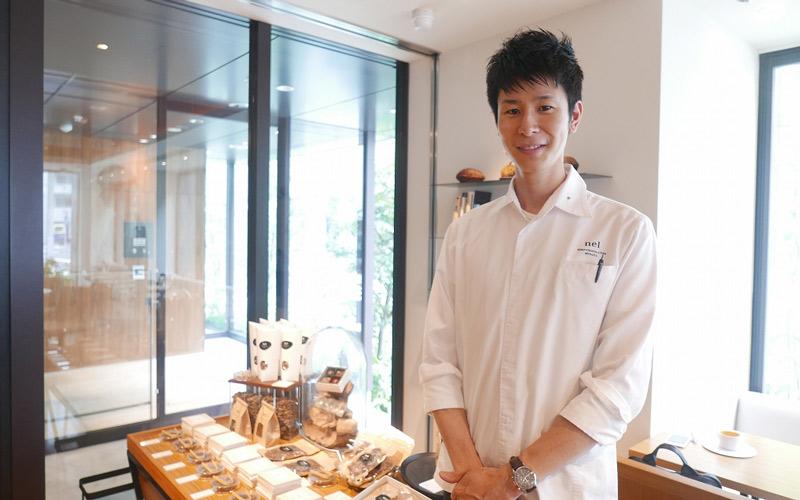チョコレートショップ「nel CRAFT CHOCOLATE TOKYO」