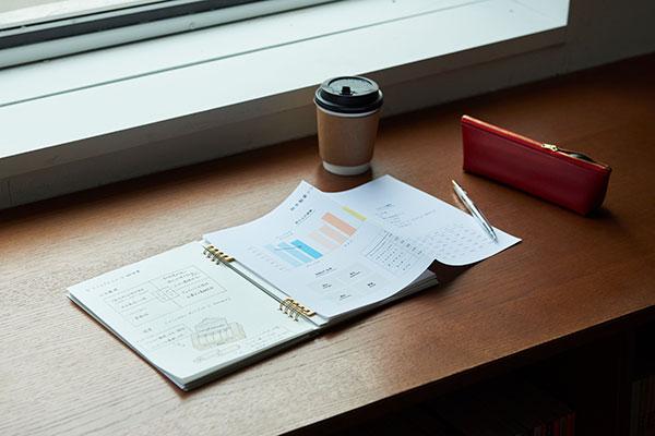 &NOTE(アンドノート) ノートと見返したい書類の情報が一ヶ所に