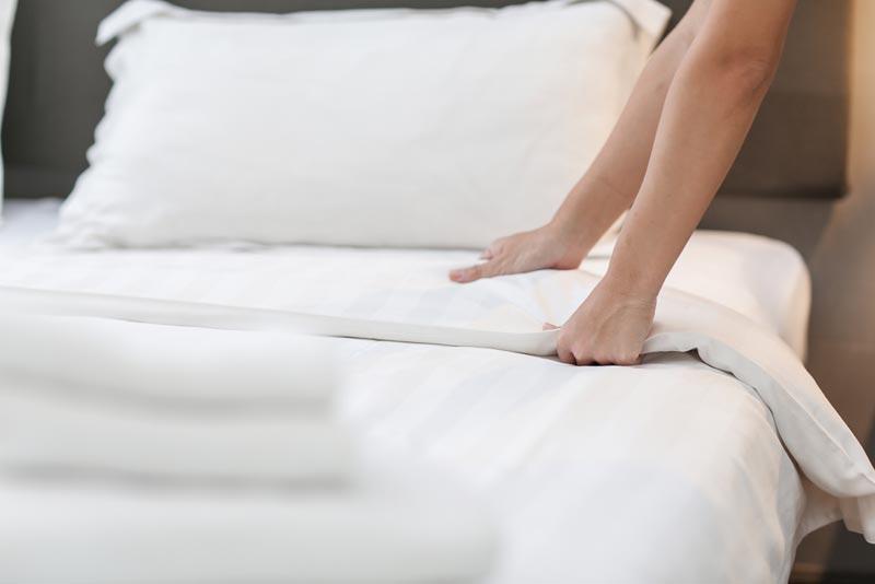 睡眠の質を向上させるおすすめグッズを使う