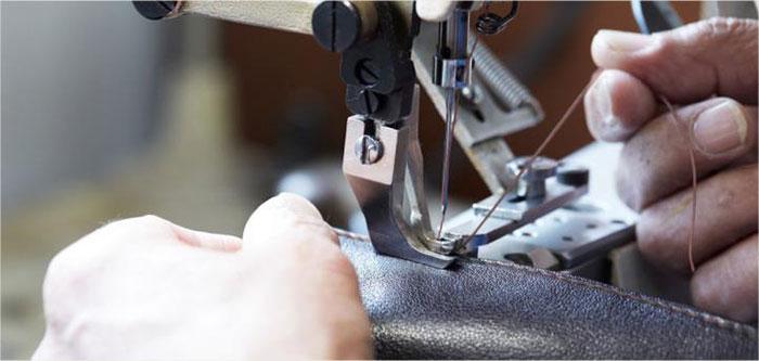 高橋書店「PREMIUM DAYS」 職人の縫製