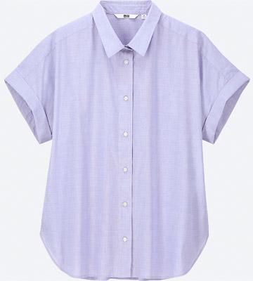 ソフトコットンシャツ(半袖)