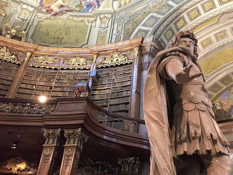 オーストリア国立図書館