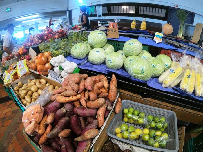南国の野菜