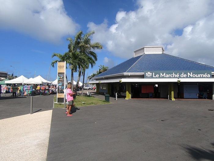 ニューカレドニア Le Marche de Noumea(マルシェ)