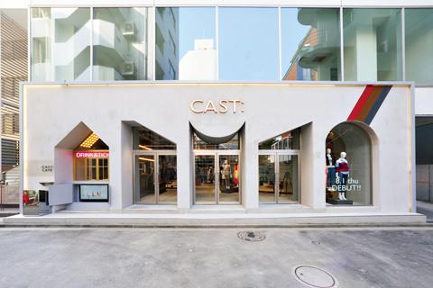 CAST: 渋谷店