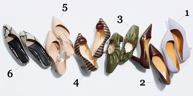 トレンド秋靴6選