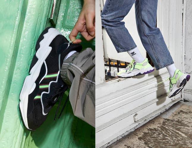 adidas Originals(アディダス オリジナルス)「OZWEEGO(オズウィーゴ)」ニューカラー