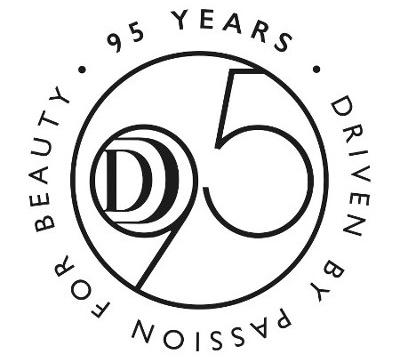 ダミアーニ 創業95周年「スペシャルロゴ」