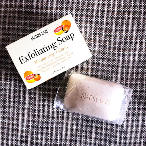 【1】MADRE LABS【Exfoliating Soap】