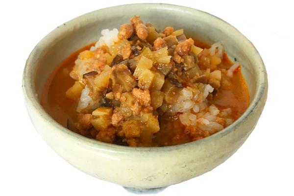 ごはんにかける 冷やし胡麻味噌坦々スープ