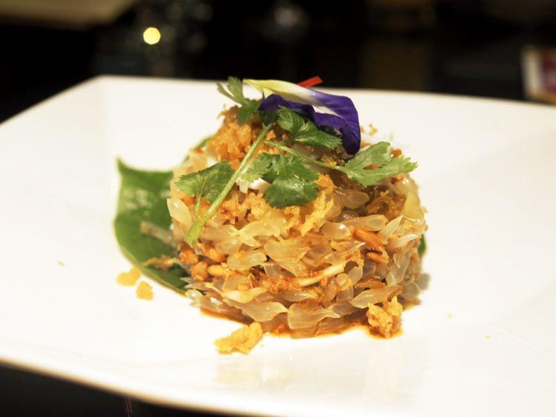 タイ料理のコース
