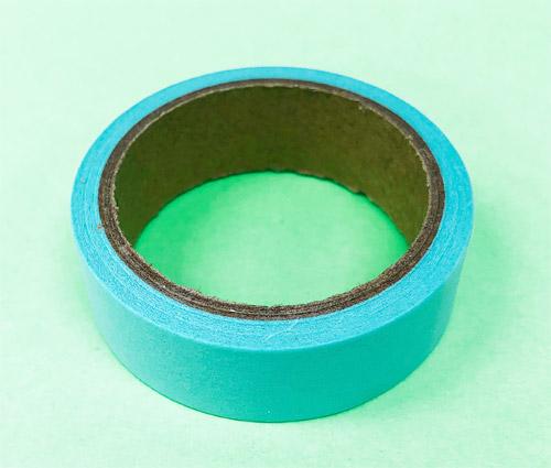 amifa masking tape 無地パステルカラー(セリア)