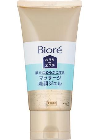 ビオレ|おうちdeエステ 肌をなめらかにするマッサージ 洗顔ジェル