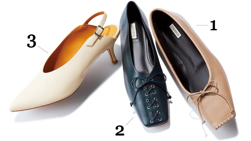 【CHEMBUR】秋靴3選
