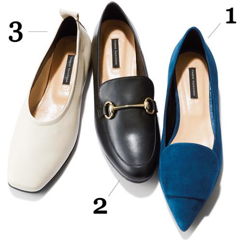 人気ブランド【FABIO RUSCONI】のマイルドマニッシュ靴