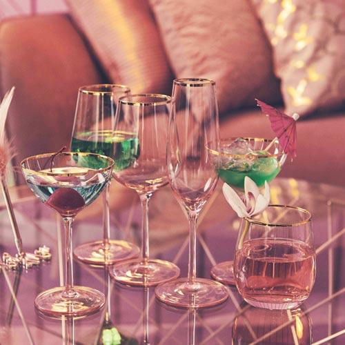 セリジエ タンブラー/カクテルグラス/シャンパングラス/ワイングラス