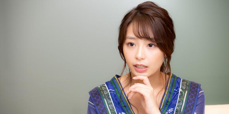 フリーアナウンサー・宇垣美里さん