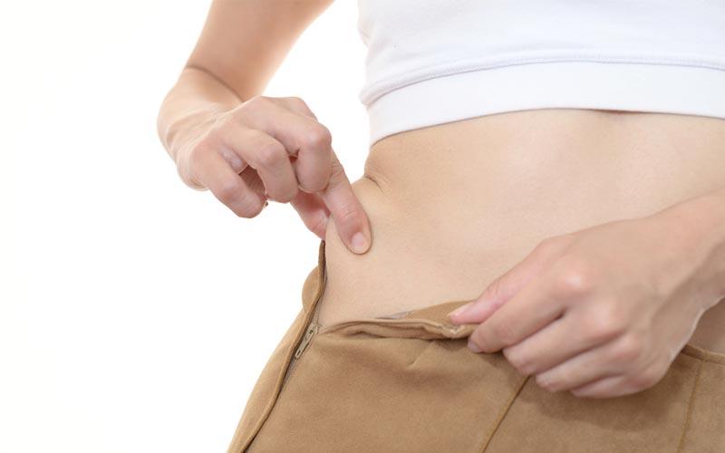 むくみや便秘を解消する漢方で、太って見える体型をすっきり!