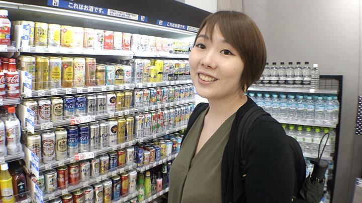 キリンビール・マーケティング部の京谷侑香さん