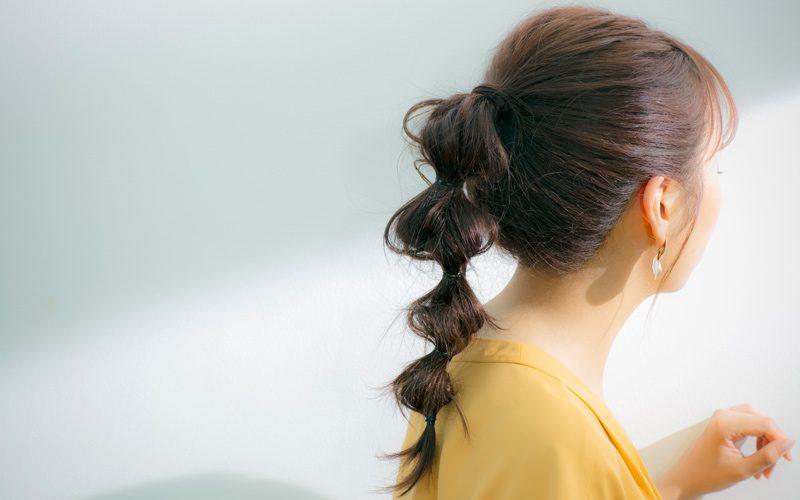 簡単でかわいいヘアアレンジ特集♡ ロングやミディアムのアップ
