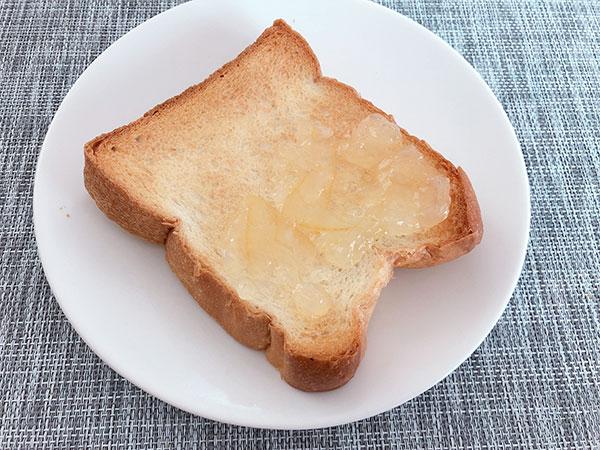 日向夏マーマレード トースト