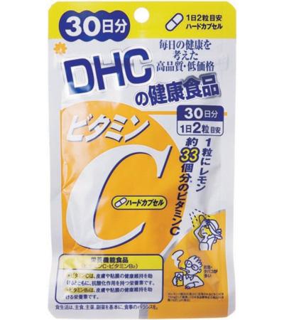 DHC|ビタミンC(ハードカプセル)
