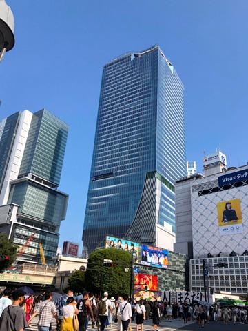 提供元 渋谷スクランブルスクエア