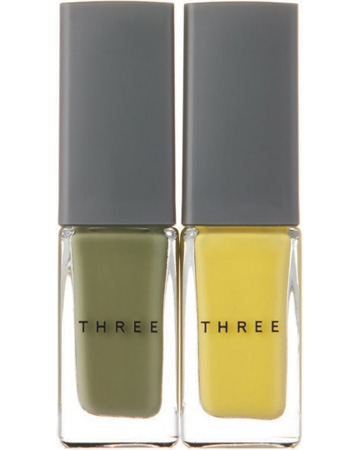 【THREE】リップティント N ネイルポリッシュ