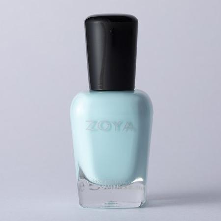 ZOYA|ネイルポリッシュ Barefoot ZP994 ELENI/爽やかなライトブルー