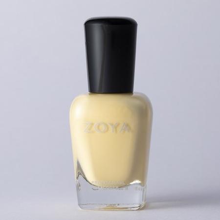 ZOYA|ネイルポリッシュ Barefoot ZP995 BEE/ひと塗りで見たまま発色するコーラルイエロー