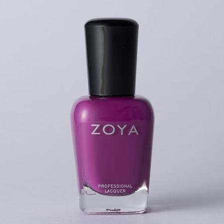 ZOYA|ネイルポリッシュ Barefoot ZP993 RIE/こっくりとしたパープルマグノリア
