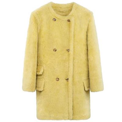 三越伊勢丹限定 Teddy Bear Coat