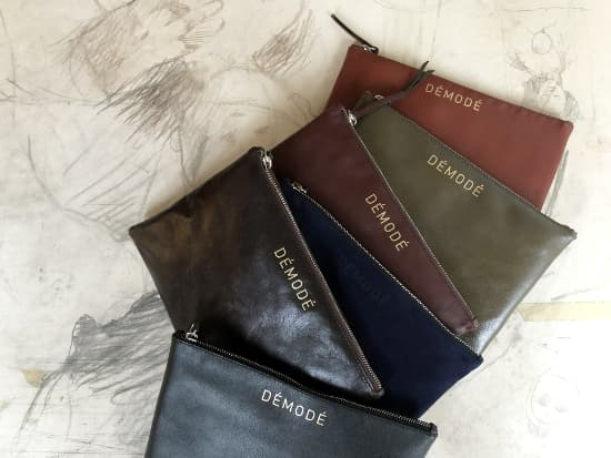 pouches leather