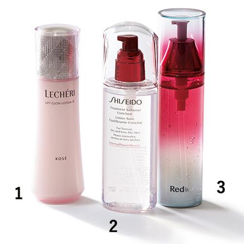 保湿力の高いとろみ化粧水